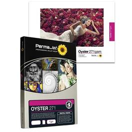 "PermaJet 271 Oyster - 271gsm 7""x5"" 100 Pack thumbnail"