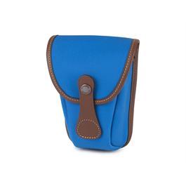 Billingham AVEA 7 Imperial Blue Canvas/Tan Pocket thumbnail