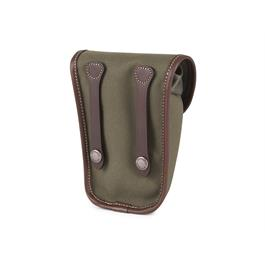 Billingham Avea 7 Sage FibreNyte/Chocolate Pocket