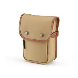 Billingham Delta Pocket Khaki Canvas/Tan thumbnail