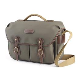 Billingham Hadley Pro Shoulder Bag - Sage FibreNyte/Chocolate thumbnail