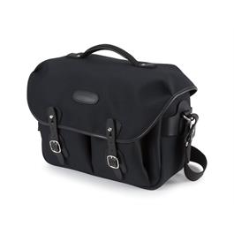 Billingham Hadley One Shoulder Bag - Black FibreNyte/Black thumbnail