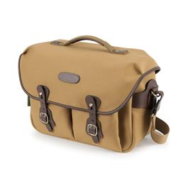 Billingham Hadley One Shoulder Bag - Khaki FibreNyte/Chocolate thumbnail