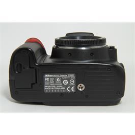 Used Nikon D3000 Body  Thumbnail Image 5