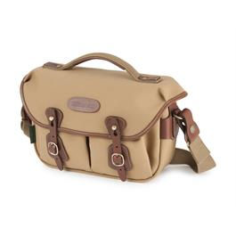 Billingham Hadley Small Pro Shoulder Bag - Khaki Canvas/Tan thumbnail