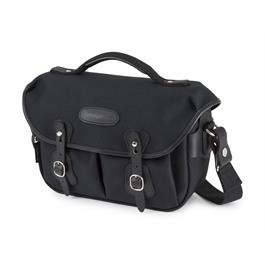 Billingham Hadley Small Pro Shoulder Bag - Black FibreNyte/Black thumbnail