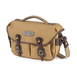 Billingham Hadley Small Pro Shoulder Bag - Khaki FibreNyte/Chocolate thumbnail