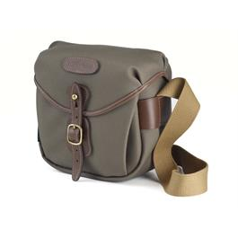 Billingham Hadley Digital Shoulder Bag - Sage FibreNyte/Chocolate thumbnail