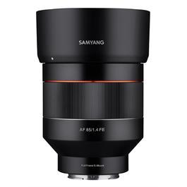 Samyang AF 85mm f/1.4 Sony FE Mount Lens thumbnail