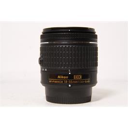 Used Nikon AF-P DX 18-55mm f3.5-5.6G Thumbnail Image 0