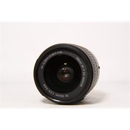 Used Nikon AF-P DX 18-55mm f3.5-5.6G Thumbnail Image 1