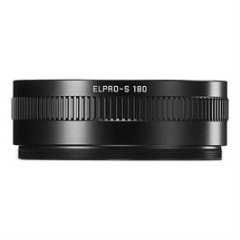 <imLeica ELPRO-S 180 Close Focus Adapter Black Leica ELPRO-S 180 Close Focus Adapter Black Anodised