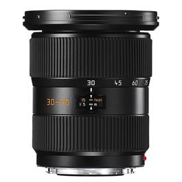 Leica VARIO-ELMAR-S 30-90 f/3.5-5.6 ASPH Lens Black Anodised thumbnail