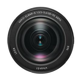 Leica VARIO-ELMAR-S 30-90 f/3.5-5.6 ASPH Lens Black Anodised