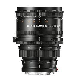 Leica TS-APO-ELMAR-S 120 f/5.6 ASPH Lens Black Anodised thumbnail