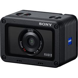 Sony RX0 II Black Action Camera