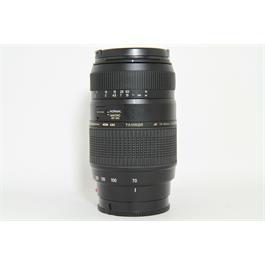 Used  AF Tamron 70-300mm F/4-5.6 Di Lens Thumbnail Image 0