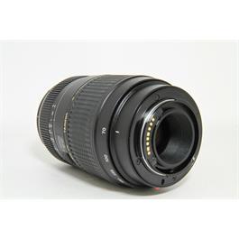 Used  AF Tamron 70-300mm F/4-5.6 Di Lens Thumbnail Image 2