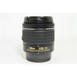 Used Nikon AF-P 18-55mm F3.5-5.6 VR Lens Thumbnail Image 0