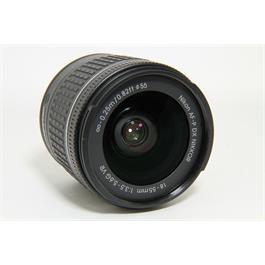 Used Nikon AF-P 18-55mm F3.5-5.6 VR Lens Thumbnail Image 1