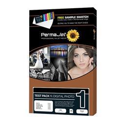 PermaJet Test Pack 1 - Digi Photo A4 27p thumbnail