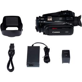 Canon LEGRIA HF G50 4k compact camcorder power kit Thumbnail Image 3