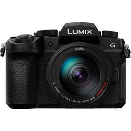 Panasonic Lumix G90 mirrorless camera + 14-140mm lens - Black Thumbnail Image 1