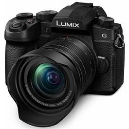 Panasonic Lumix G90 Mirrorless Camera with 12-60mm lens Black Thumbnail Image 2