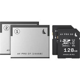 Angelbird Match Pack for Blackmagic Design URSA Mini PRO thumbnail
