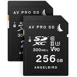 Angelbird 512GB Match Pack for the Panasonic EVA1 (2 x 256GB)  thumbnail
