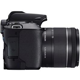 Canon EOS 250D Body With EF-S 18-55mm f/4-5.6 IS STM Lens Kit - Black Thumbnail Image 3