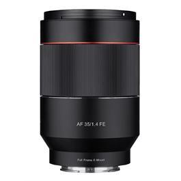 Samyang AF 35mm f/1.4 Sony FE Mount Lens thumbnail