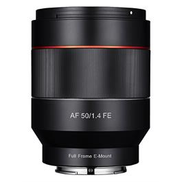 Samyang AF 50mm f/1.4 Sony FE Mount Lens thumbnail