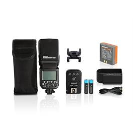 Hahnel Modus 600RT MKII Wireless Kit - Nikon Thumbnail Image 6
