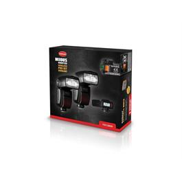 Hahnel Modus 600RT MKII Pro Flashgun Kit -Canon Thumbnail Image 0