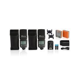 Hahnel Modus 600RT MKII Pro Flashgun Kit -Canon Thumbnail Image 6
