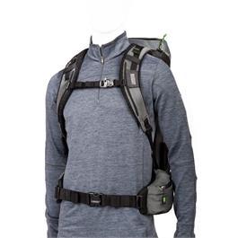 <imMindShift Gear Backlight Elite 45L Backpack Storm Grey
