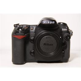Used Nikon D200 Body thumbnail