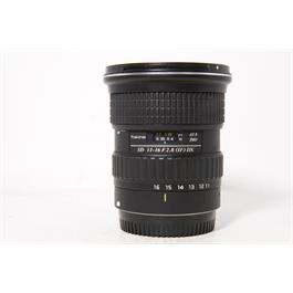 Used Tokina 11-16mm f2.8 ATX Pro Canon thumbnail