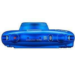 Nikon COOLPIX W150 Waterproof camera - BLUE Thumbnail Image 2