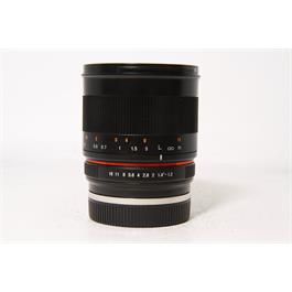 Used Samyang 50mm F/1.2 CSC E-Mount thumbnail