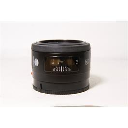 Used Minolta 50mm F/1.7 A-Mount Thumbnail Image 0