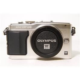 Used Olympus E-PL5 Body Silver thumbnail