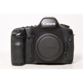 Used Canon 5D Body  Thumbnail Image 0
