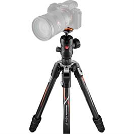 Manfrotto BeFree GT Carbon Fibre Tripod for Sony a Cameras thumbnail