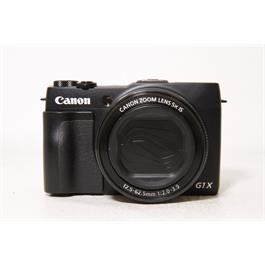 Used Canon Powershot G1 X Mark II thumbnail