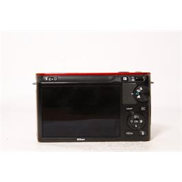 Used Nikon J1 Body Red & 10-30mm VR Red Thumbnail Image 1