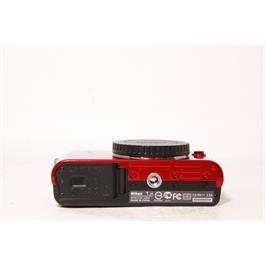 Used Nikon J1 Body Red & 10-30mm VR Red Thumbnail Image 5