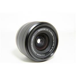 Fujifilm Used Fuji XC15-45mm F3.5-5.6 OIS PZ Lens Thumbnail Image 1