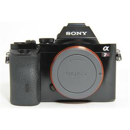 Used Sony A7R Body thumbnail